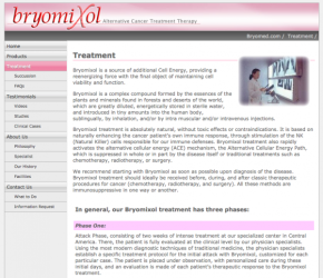 Bryomixol – Natural Cancer Treatment