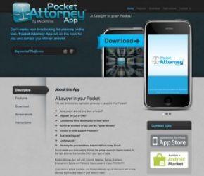 Pocket Attorney App